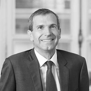 Benoit Duthu, Associé senior Egon Zehnder