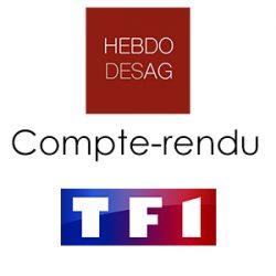 TF1 le 19 avril 2019