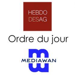 Ordre du JOUR MEDIAWAN 2019