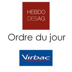 Ordre du jour VIRBAC 2019