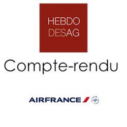 AIR FRANCE le 28 mai 2019