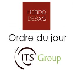 Ordre du jour ITS GROUP 2019