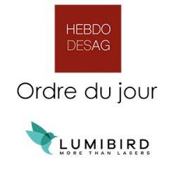 LUMIBIRD, le vendredi 24 mai à 14h30 aux Ulis (91)