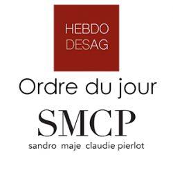 ORDRE DU JOUR SMCP 2019