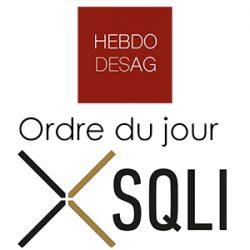 Ordre du jour SQLI 2019